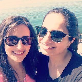 Shazia selfie 2